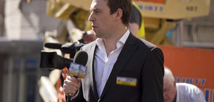 New Reporter
