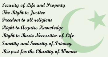 Fundamental Rights in Islam