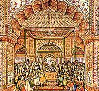 Mughal Emperors Darbar