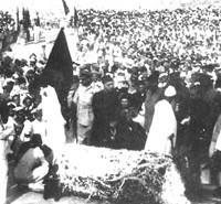 Quaids funeral