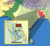 Separation of East Pakistan