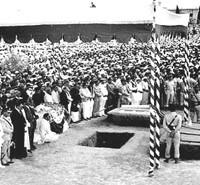 Zia-ul-Haq's Funeral