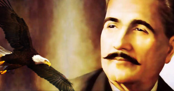 Eagle as a symbol in Iqbal's poetry