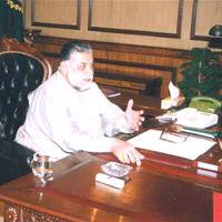 Jamali In Office