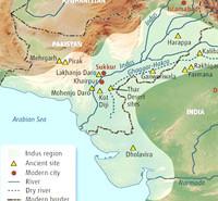 Origin of Indus Civilization
