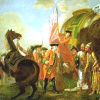 Mir Jafar 1691-1765