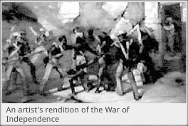 causes of the war of independence essay The war of independence, also known as the american revolution, was a monumental event in history many developments and implications during this time period changed the course of history and the lives of those who lived through it.