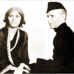 The Founder with his beloved sister